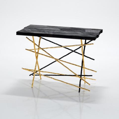 La table Sillons